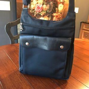 Authentic Longchamp 'Planetes' Crossbody Bag
